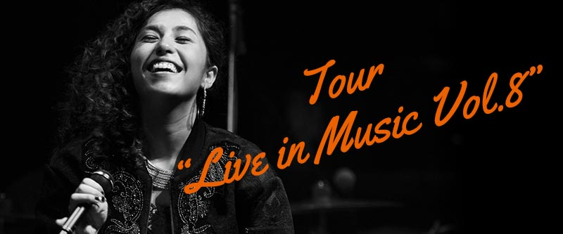 MIHO FUKUHARA TOUR 「Live in Music」 Vol.8