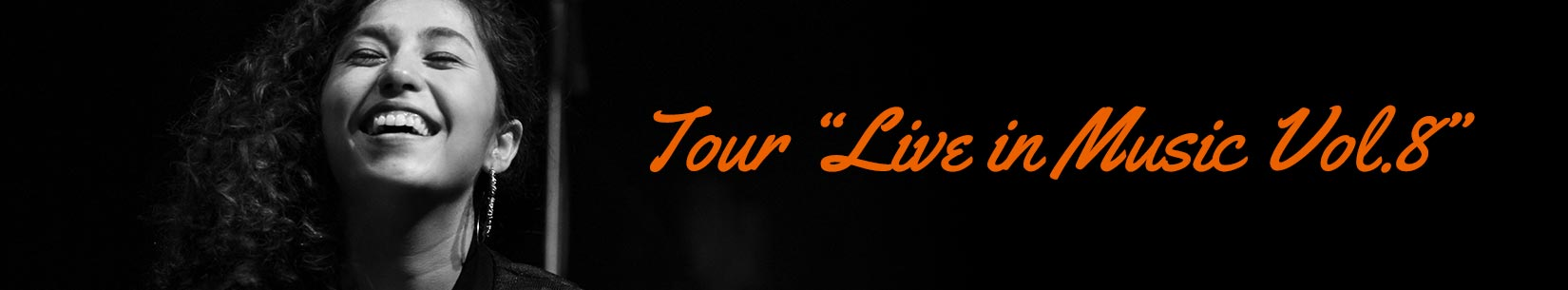 MIHO FUKUHARA TOUR 「Live in Music」 Vol.8